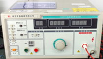 Withstanding Voltage-Leakage Current Tester