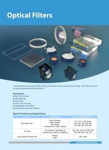 Optical Filter Catalog